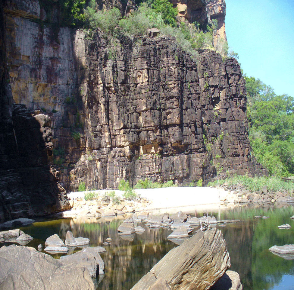 Experienced guided  soft to medium adventure soft tours to Kakadu National park includes options to Jim Jim Falls - seasonal access late June till October